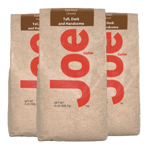 Joe Knows Coffee, Wake Up, coffee, medium roast, two pounds