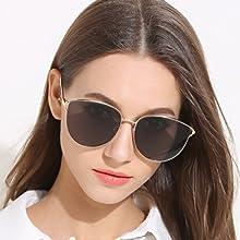 black sunglasses for women