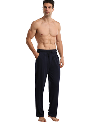 mens pyjamas bottoms with pockets