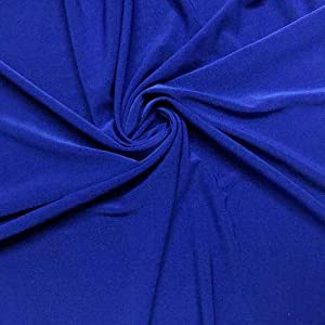 ITY fabric blue