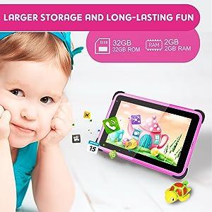 child tablet 32 gb