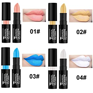 Velvet Lipstick Matte Lipstick Set Nude Moisture Smooth Lipstick Matte Nude Lipstick Set