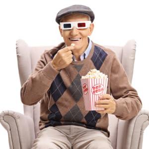 Grandpa Bday Popcorn