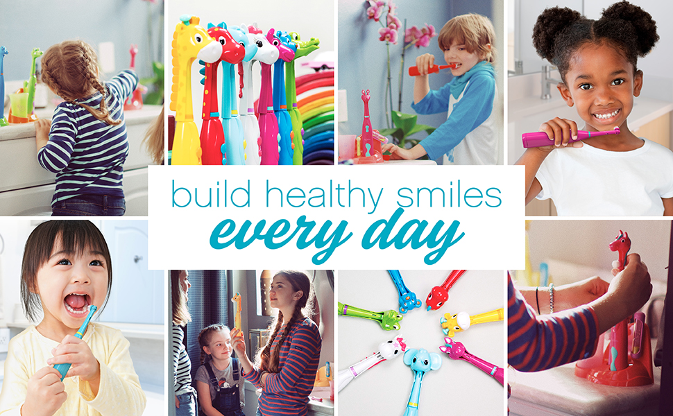 build healthy smiles every day