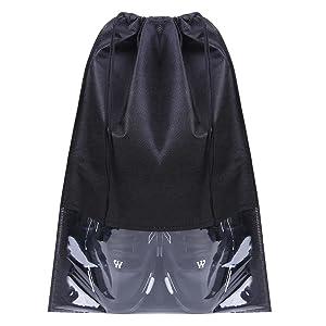 1 * Waterproof shoe bag