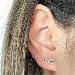 women stud earring