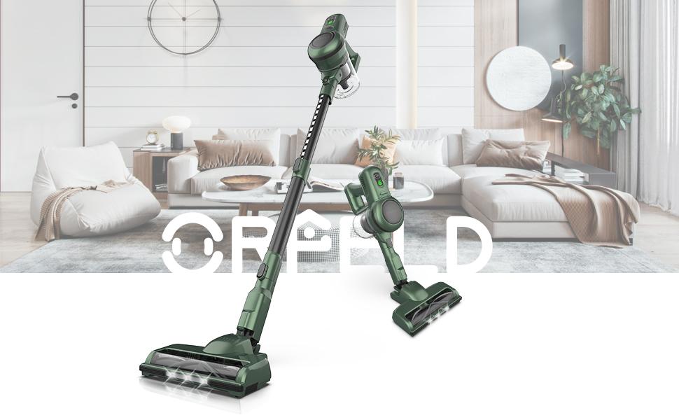 ORFELD V21 cordless vaucum cleaner stick vacuum