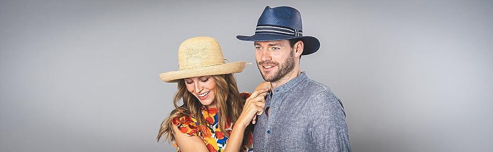 Lierys straw hats
