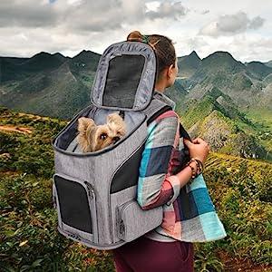 Dog Backapack Carrier