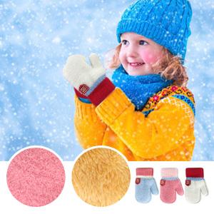 toddler mittens winter knit gloves