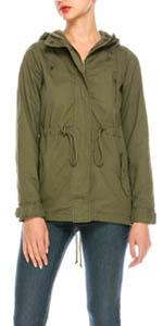 anorak safari jacket