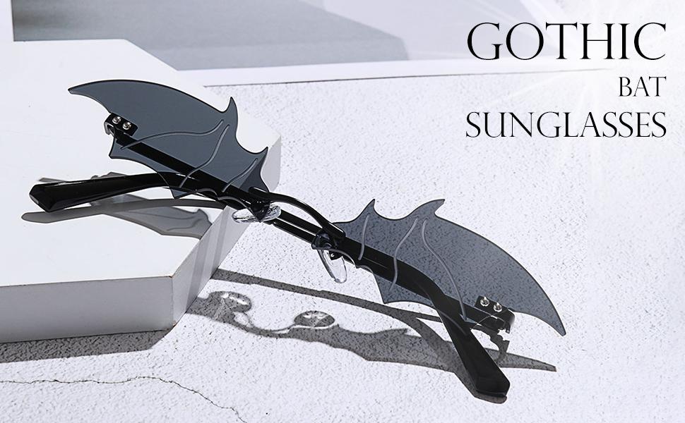 bat sunglasses