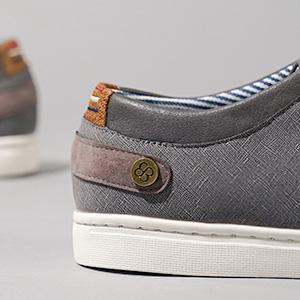 Zapatillas de Cordones Oxfords para Hombre