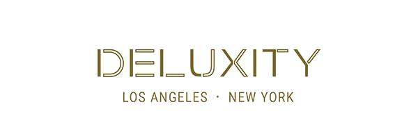 Deluxity Logo handbags