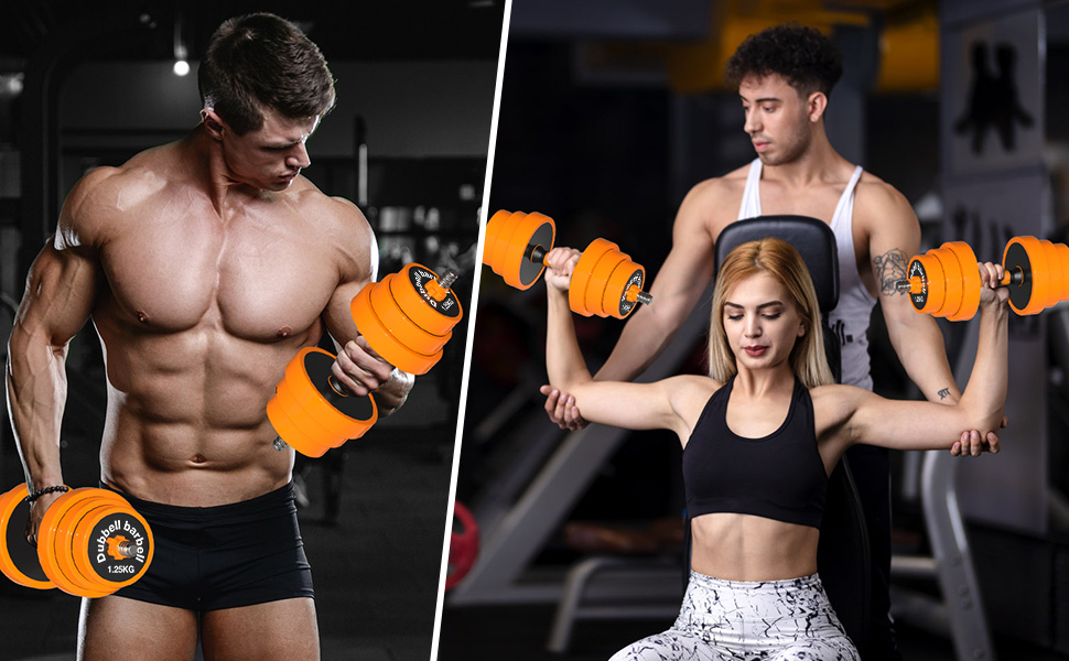 weight Dumbbell Set for men and women