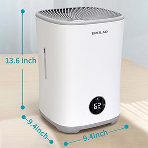 Humidifier 6