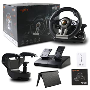 game steering wheel