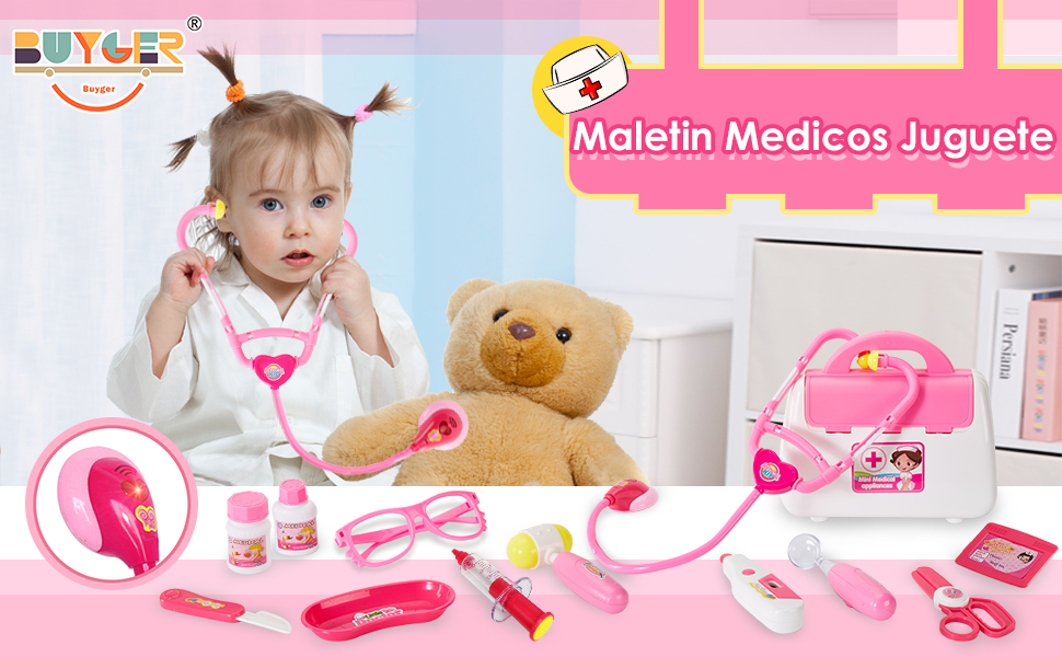 maletin medicos juguete