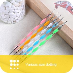 nail art stamping kit