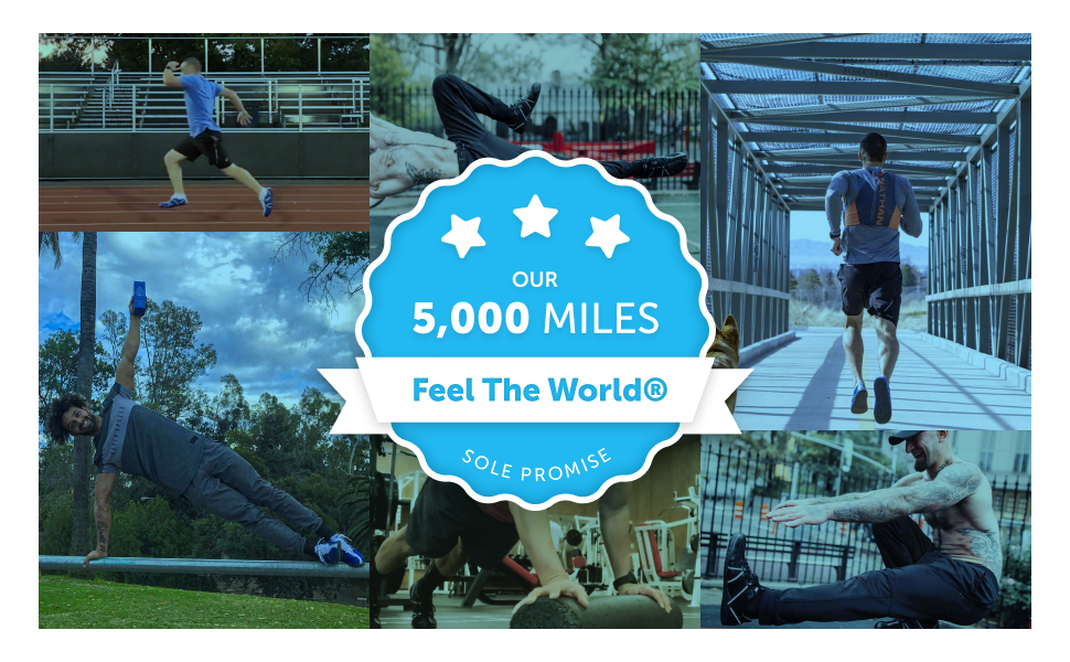 5,000 miles durable rugged soles
