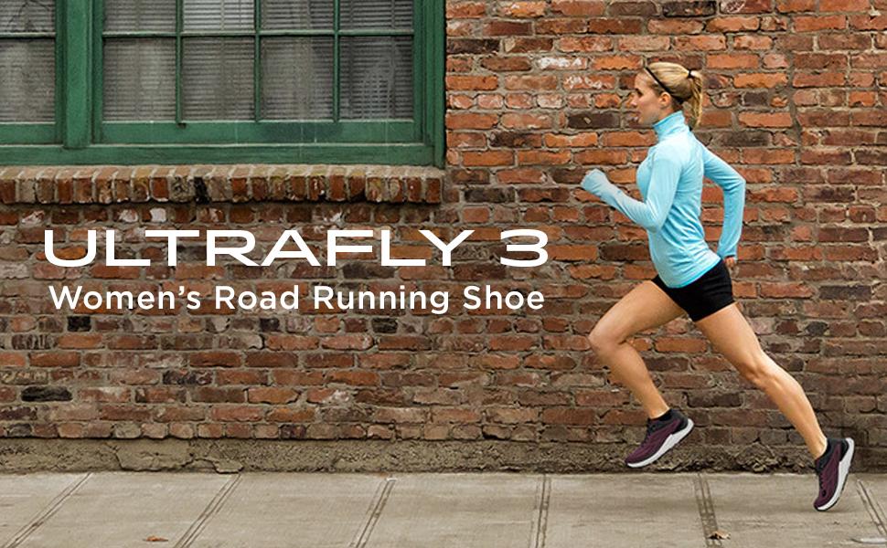 Topo Athletic Women's Ultrafly 3 Zero Drop Road Running Shoe