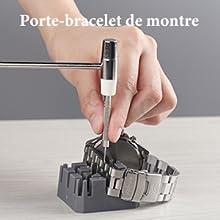 Porte-bracelet de montre