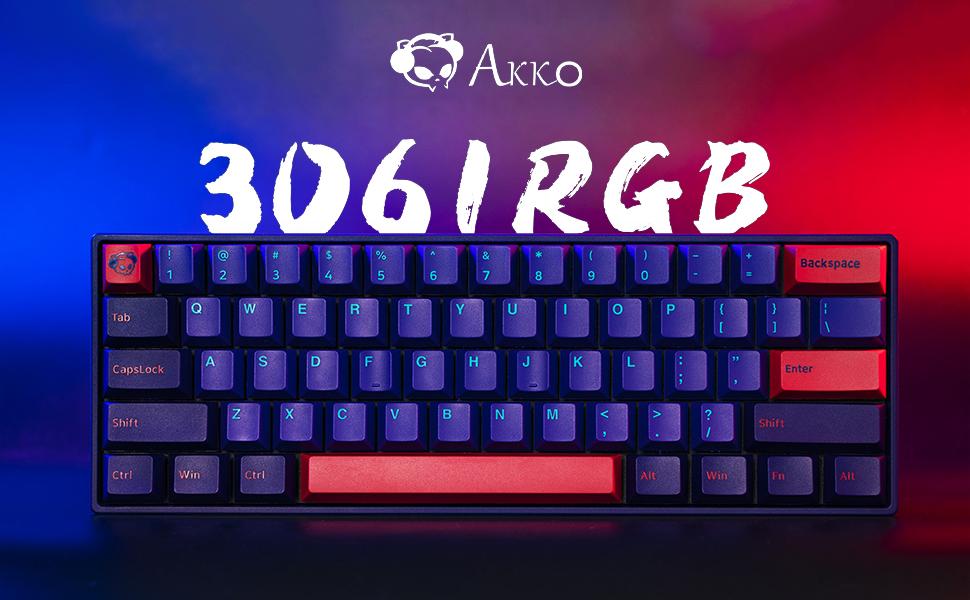 Akko 3061 Neon