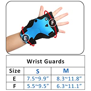 wrist guards for kids