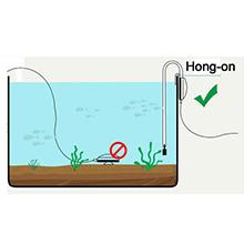 small fish air pump