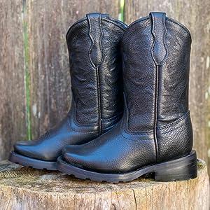 K3004 Square Dance Cowboy Cowgirl Unisex Boots Kids Children Child Boy Girl Preschool