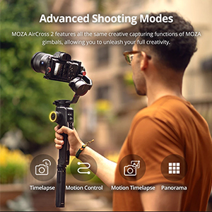 Advanced Shooting Modes