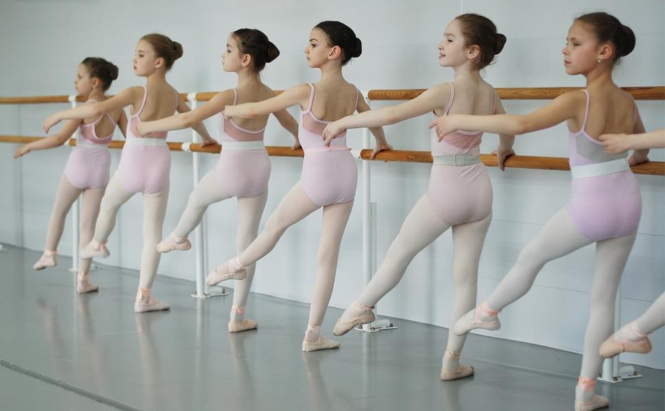 Ballet Tights Kids Profeesional Ballet Dance Leotard Stockings Soft Pantyhose