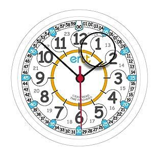 ertt clock step 1