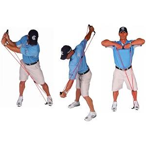 Golf Warm Up Swing Trainer