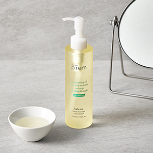 Safe me. Relief moisture cleansing oil_3