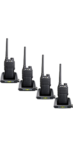 RT647 walkie talkies