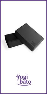 Yogibato Yoga Block Set van 2-2 blokken EVA-schuim - Yoga Block Double Pack - Yoga Block stal