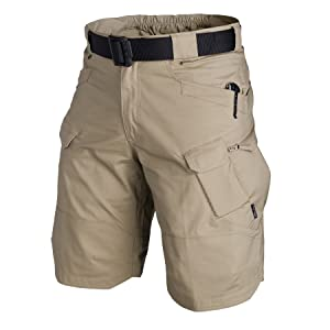 Tactical Shorts in Khaki color