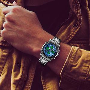 mens gold watch