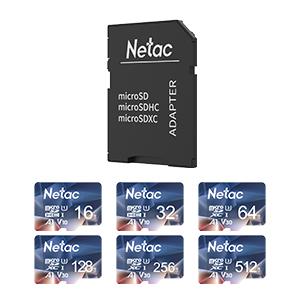 Netac Tarjeta de Memoria de 32GB, Tarjeta Memoria microSDXC(A1, U1, C10, V10, FHD, 600X) UHS-I Velocidad de Lectura hasta 90 MB/s, Tarjeta TF para Móvil, Cámara Deportiva, Tableta, Dashcam(3 Packs): Amazon.es: Electrónica