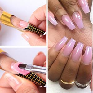 polygel nail