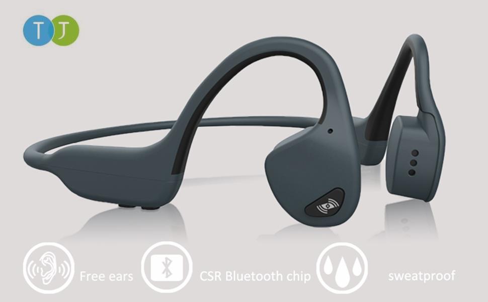 running headphones wireless