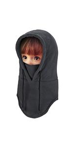 A balaclava face mask for kids