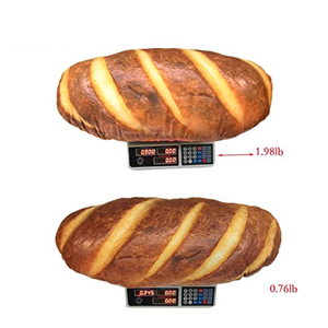 bread pillow toy