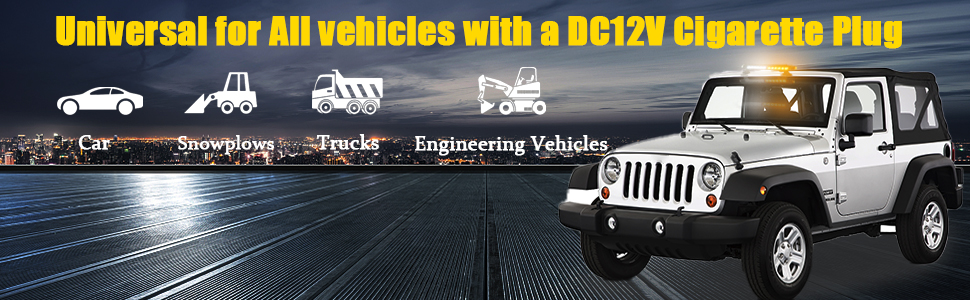 Fit for  all DC12V Cars