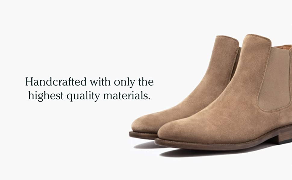 Thursday Boot Company Cavalier Men's Chelsea Boot handcrafted highest quality materials