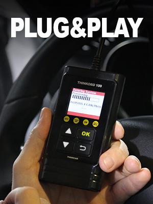 plug&play thinkobd 100 scan tool thinkcar thinkobd 100 obd2 scanner engine code readers car tools