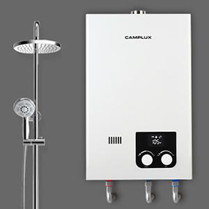 natrual gas water heater