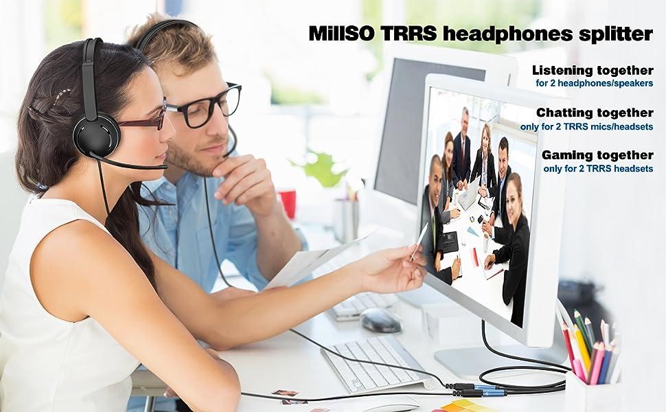 headset splitter