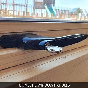 Domestic Window & Door Handles